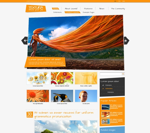 Best free responsive templates for joomla 3. X.